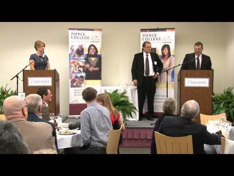 2013 Pierce College Distinguished Alumni