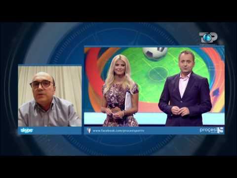 Procesi Sportiv, 2 Tetor 2016, Pjesa 1 - Top Channel Albania - Sport Talk Show