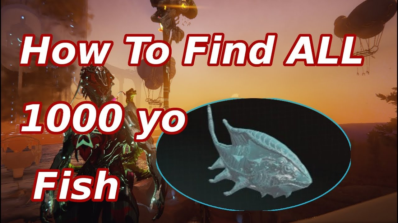 All In Glas.All 1000 Year Old Glas Fish Locations Plains Of Eidolon