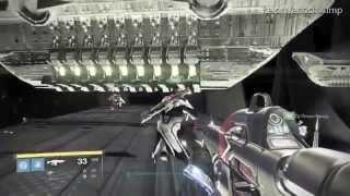 Warlock - Raid Jump - Ship Jump - Destiny - Hard Jump - King