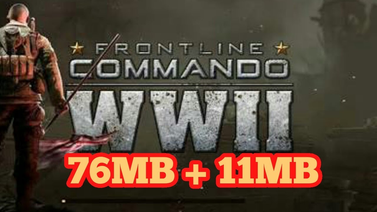 🌈 Frontline commando d-day apk android oyun club