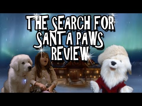 The Search For Santa Paws Review - YouTube