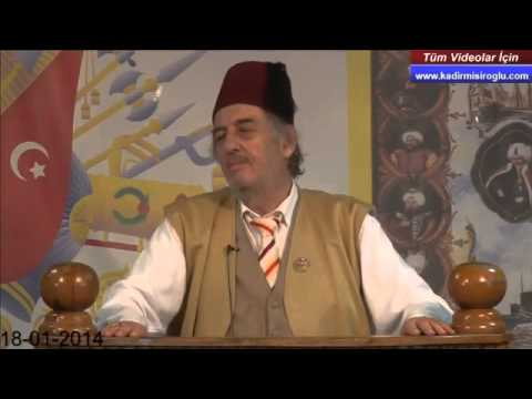 Cumartesi Sohbetleri - İran Analizi, Üstad Kadir Mısıroğlu, 18.01.2014