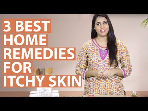 Best Home Reme To Get Rid Of Itchy Skin Allergies Naturally
