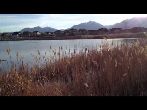 Starling Travel's One Minute Vacations: Oquirrh Lake in Spr