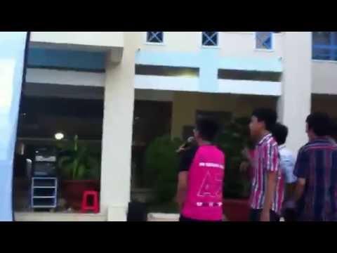 KHÔNG CẢM XÚC lớp 9.7 Trường THCS Duy Tân Vũng Tàu