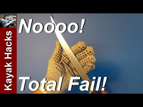 Fillet Glove Review - Total FAIL!!