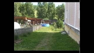 видео Дома из бруса в пригороде Барнаула – строительство под ключ