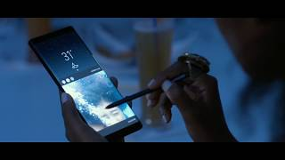 Samsung Galaxy NOTE 8 Official Introduction - Sénégal