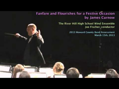 Fanfare and Flourishes for a Festive Occasion (James ...
