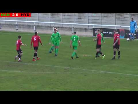 Nantwich Hyde Goals And Highlights