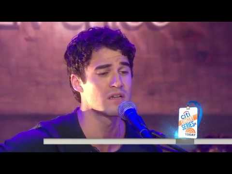 Darren Criss perform 'I Dreamed a Dream'  on TODAY  SHOW