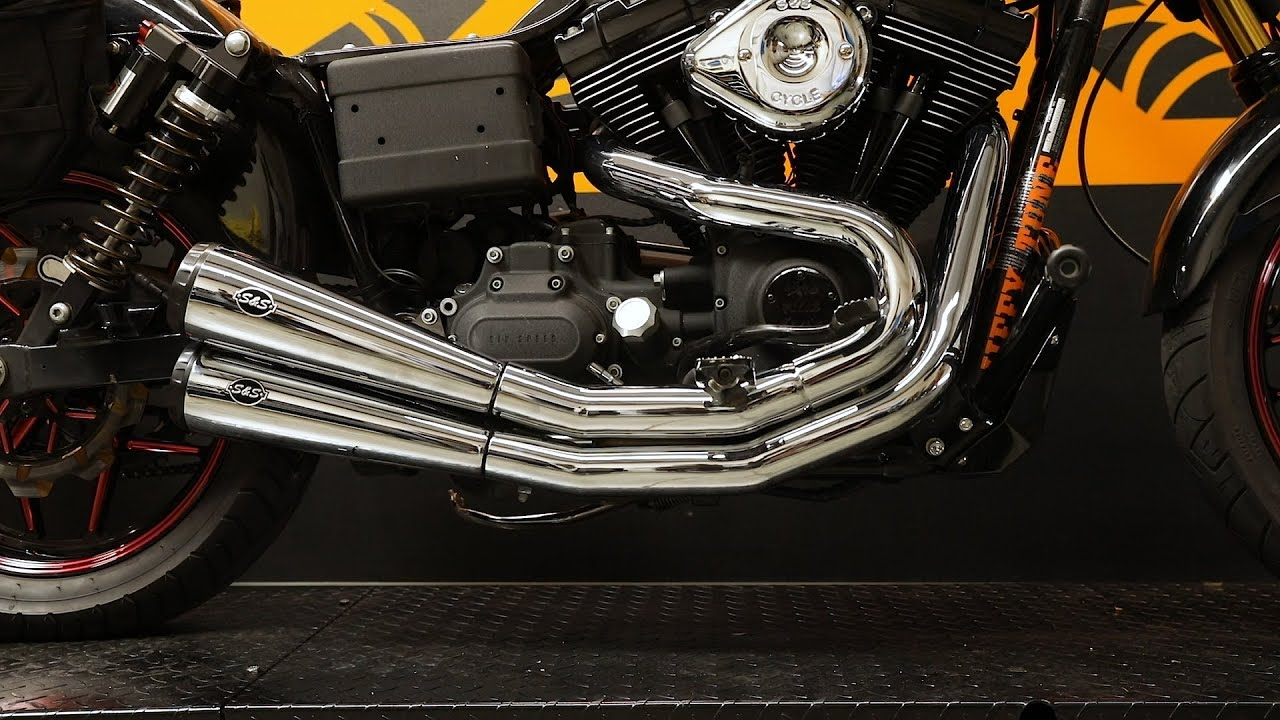 speed kings install s s grand national pipe