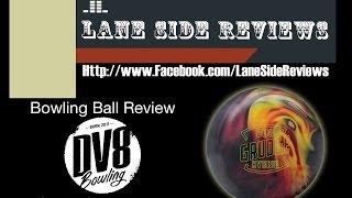 dv8 grudge hybrid ball review by lane side reviews