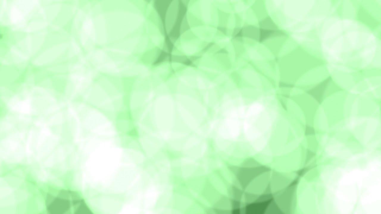 green circles blur bokeh hd animated background 44