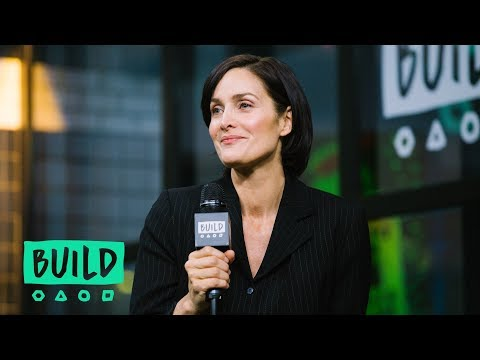 Carrie-Anne Moss On Season 2 Of