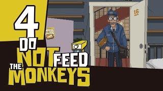 NAJGORSZY UNBOXING NA ŚWIECIE    Do Not Feed the Monkeys [#4]