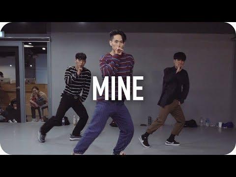 Mine - Bazzi / Eunho Kim Choreography