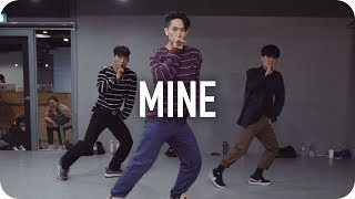 Download Mine - Bazzi / Eunho Kim Choreography
