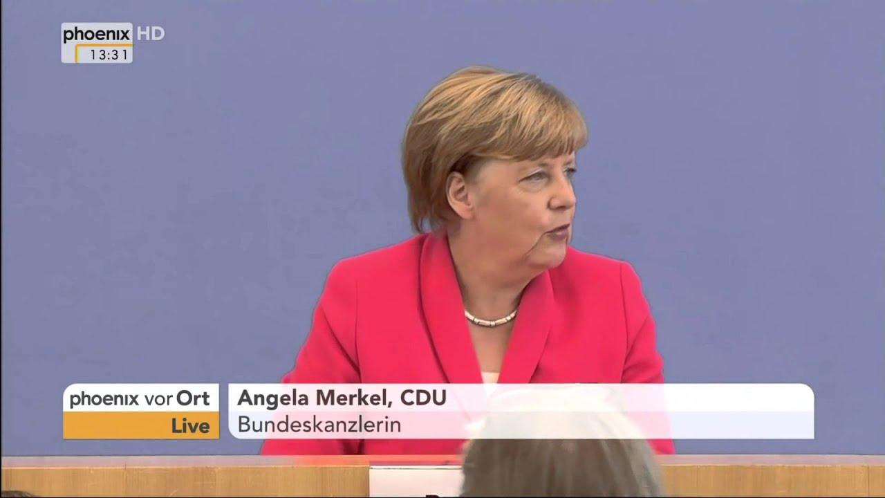 Ist Angela Merkel Schwanger