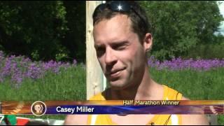 Northwoods Adventure Sour Grapes Race At Northland Arboretum   Lakeland News At Ten   June 14, 2011