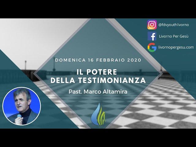 Domenica 16 Febbraio 2020