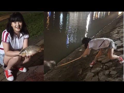 Bắt Cá Kiểu Độc Lạ & Cái Kết 1 Con Chép Bự Phần 3 | Hang Oliver