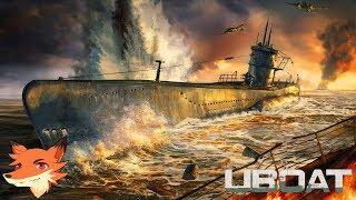 UBOAT [FR] Une Sim de gestion de sous-marin! Gérez votre équipage et améliorez votre navire!