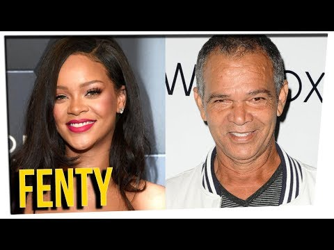 Rihanna Is Suing Her Dad Over 'Fenty' Ft. Nikki Limo & David So