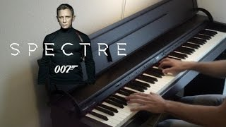 James Bond: Spectre - Writing