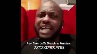 IGoSave Accuses Obaseki of Using His Name To Defraud People
