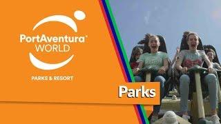 #PortAventura World = Roller coasters para todos