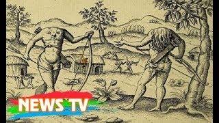 Bí ẩn bộ tộc không đầu có thật trên Trai đất