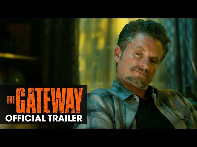 The Gateway (2021 Movie) Official Trailer - Shea Whigham, Olivia Munn, Frank Grillo