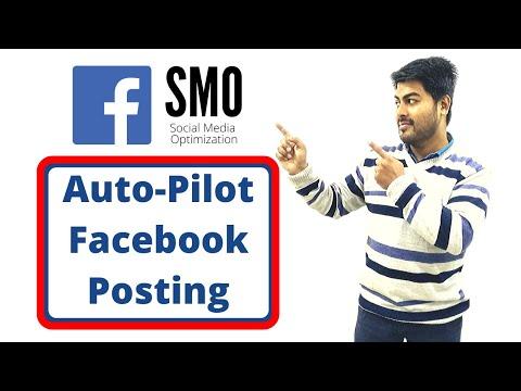 WordPress plugin automatically post to facebook
