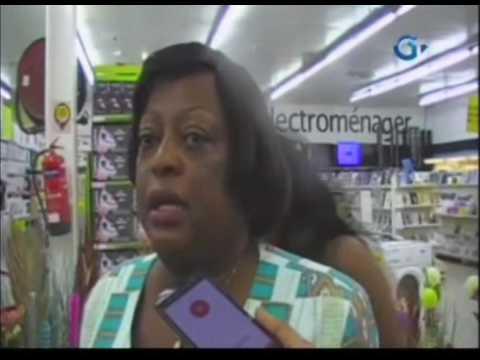 RTG/ Lutte contre la vie chère au Gabon  Plusieurs initiatives prises par le ministère du commerce