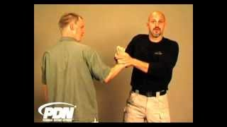 Self Defense Tips: Defensive Grappling - Wrist Locks