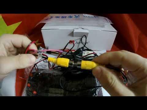 Как правильно подключить камеру заднего вида к штатной магнитоле на Андроид Junsun? (не для чайника)