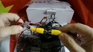 Как правильно подключить камеру заднего вида к штатной магнитоле на Андроид Junsun