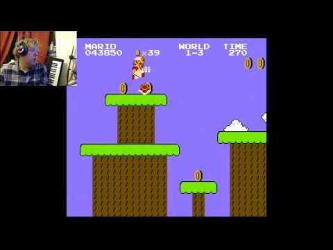 NES Mini: Nintendo. Super Mario Bros, Gradius and Double Dragon 2 the revenge with commentary!