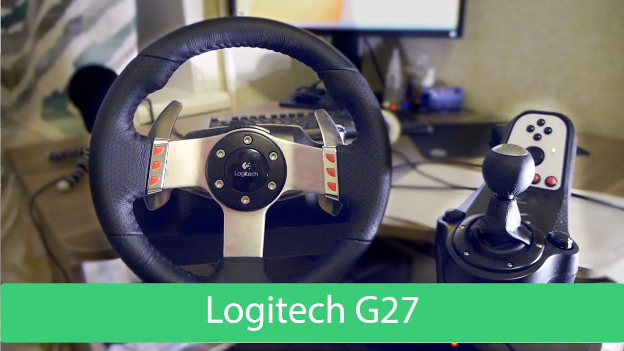 Таиланд. Паттайя. Руль Logitech G27 Игровое кресло Dirt 2 - YouTube