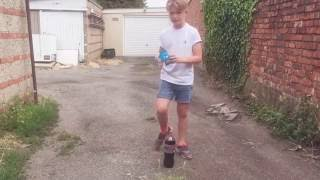 Coke and mentos with max