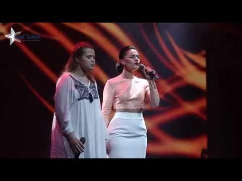 Вася Бойкова и Марта Адамчук - Я вернусь | Caribbean Club 29.05 - Talantschool.com.ua