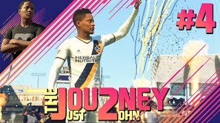 FIFA 18: THE JOURNEY 2 | IL DEBUTTO in MLS! w/Thierry Henry #4