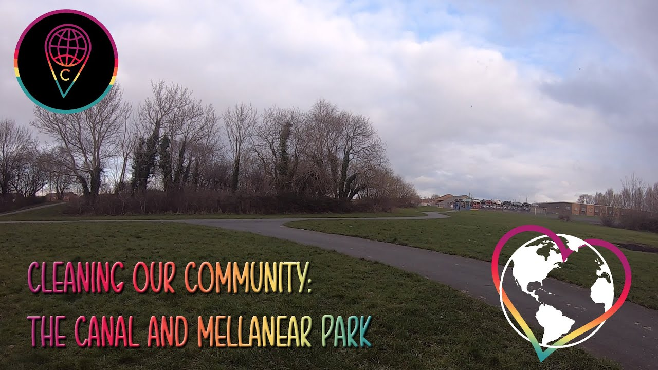 Cleaning our Community: The Canal and Mellanear Park