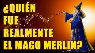 ¿Quien era Merlín el Mago?