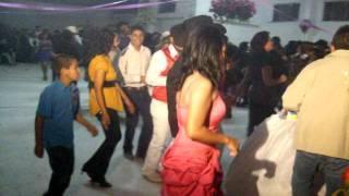 Baile de 15 de Tania 5