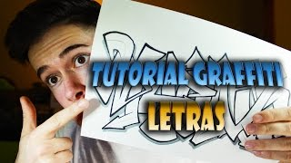 Tips para mejorar tus graffitis - Tutorial de letras