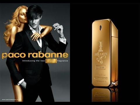00cfd1bc4 Paco Rabanne One Million Perfume - 45 secs Anuncio 2017 Comercial Spot Ad  Publicidad