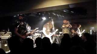Soilwork - Tongue (Live At QuebecCity2013)